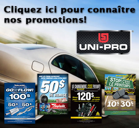 promotions automobiles